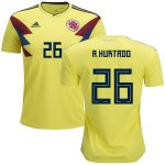maillot colombie a hurtado 2018 domicile