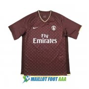 maillot paris saint germain paris entrainement 2020-2021 brown