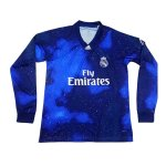 maillot real madrid ea sports edition speciale manche longue 201