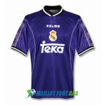 maillot real madrid retro 1997-1998 exterieur