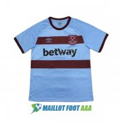 maillot west ham united 2020-2021 exterieur