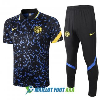 polo kit inter milan entrainement 2020-2021 camouflage