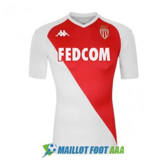 maillot as monaco 2020-2021 domicile