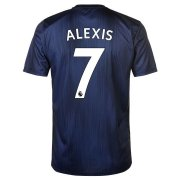 maillot manchester united alexis 2018-2019 neutre