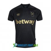 maillot west ham united 2020-2021 neutre