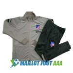 veste atletico madrid 2020-2021 brown