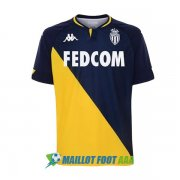 maillot as monaco 2020-2021 exterieur