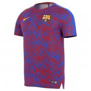 maillot barcelone entrainement 2018-2019 rouge