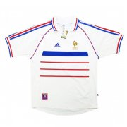 maillot france retro 1998 exterieur