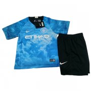 maillot manchester city enfant edition speciale 2019-2020