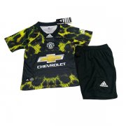 maillot manchester united ea sports enfant edition limitee 18/19