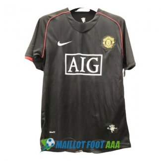 maillot manchester united retro (1) 2007-2008 exterieur