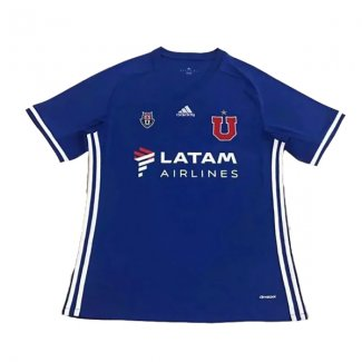 maillot universidad de chile 2018-2019 domicile