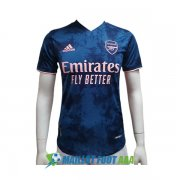 maillot arsenal 2020-2021 neutre version joueur