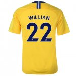 maillot chelsea willian 2018-2019 exterieur