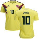 maillot colombie james 2018 domicile