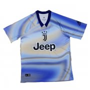maillot juventus ea sports edition speciale 2018-2019 bleu
