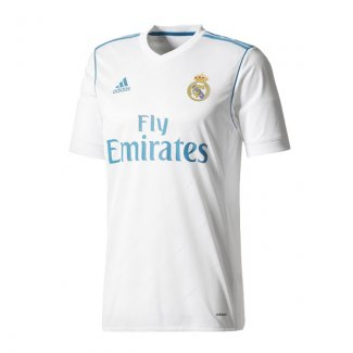 maillot real madrid 2017-2018 domicile