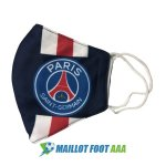 masques paris saint germain bleu fonce blanc rouge 2020-2021