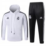 sweat a capuche real madrid enfant 2018 2019 ensemble complet bl