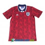 maillot angleterre retro 1993-1995 exterieur