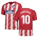 maillot atletico de madrid carrasco 2017-2018 domicile