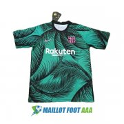 maillot barcelone entrainement 2020-2021 vert (1)
