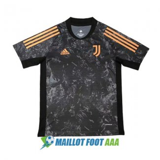 maillot juventus entrainement 2020-2021 champions Ultra Boost gris orange