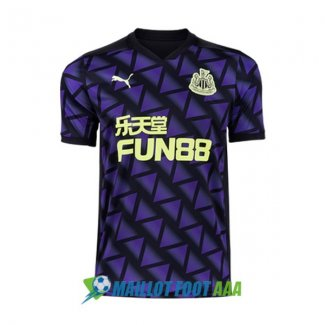 maillot newcastle united 2020-2021 neutre