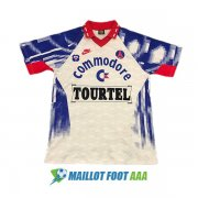 maillot paris saint germain retro 1992-1993 exterieur