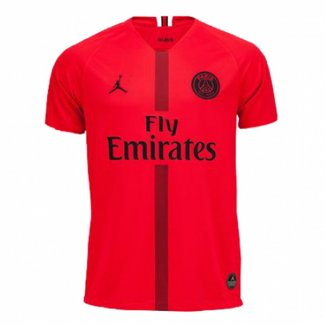 maillot psg 2018-2019 champions league rouge