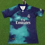 maillot real madrid edition speciale 2018-2019 cyan