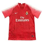 maillot real madrid edition speciale 2018-2019 rouge