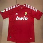maillot real madrid retro 2011- 2012 domicile