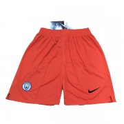 pantalon manchester city gardien 2018-2019 orange