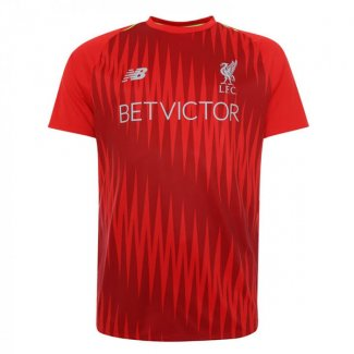 maillot liverpool entrainement 2018/2019 rouge