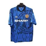 maillot manchester united retro 1992 1993 exterieur