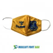 masques everton jaune 2020-2021