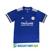 maillot Leicester city 2020-2021 domicile thailand