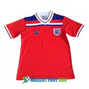 maillot angleterre retro 1980-1983 exterieur
