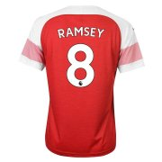 maillot arsenal ramsey 2018-2019 domicile