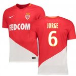 maillot as monaco jorge 2017-2018 domicile