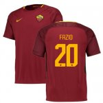 maillot as roma fazio 2017-2018 domicile