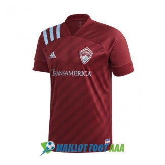 maillot colorado rapids 2020-2021 domicile