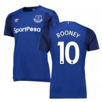 maillot everton rooney 2017-2018 domicile