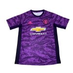 maillot manchester united gardien 2019-2020 pourpre