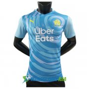 maillot marseille 2020-2021 neutre version joueur