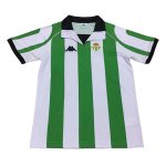 maillot real betis retro 1998 domicile