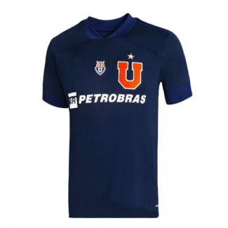 maillot universidad de chile 2020-2021 domicile