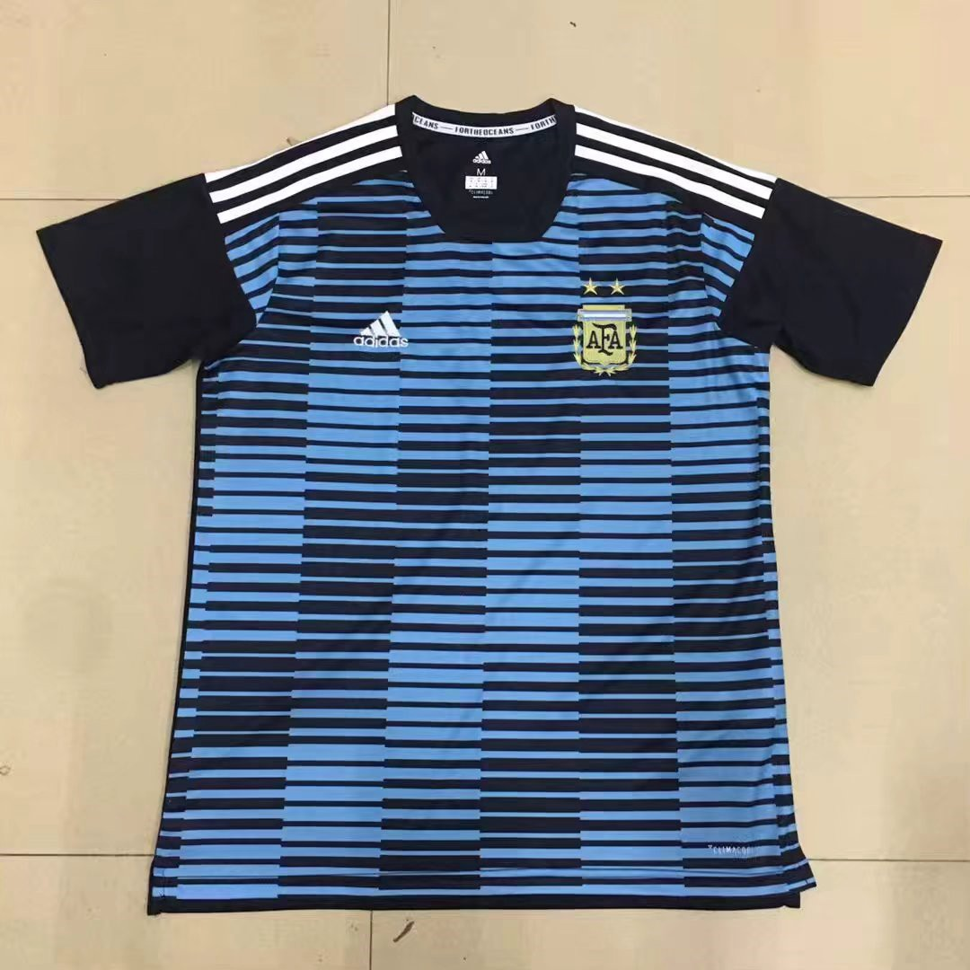 maillot argentine formation 2018 nior
